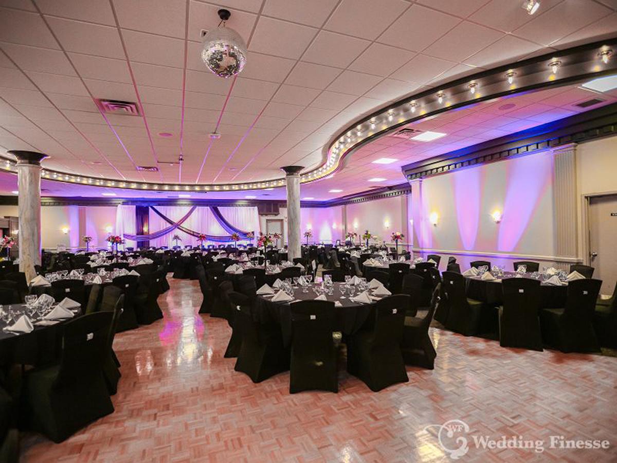 Calgary Italian Cultural Centre Wedding Amp Event Decor